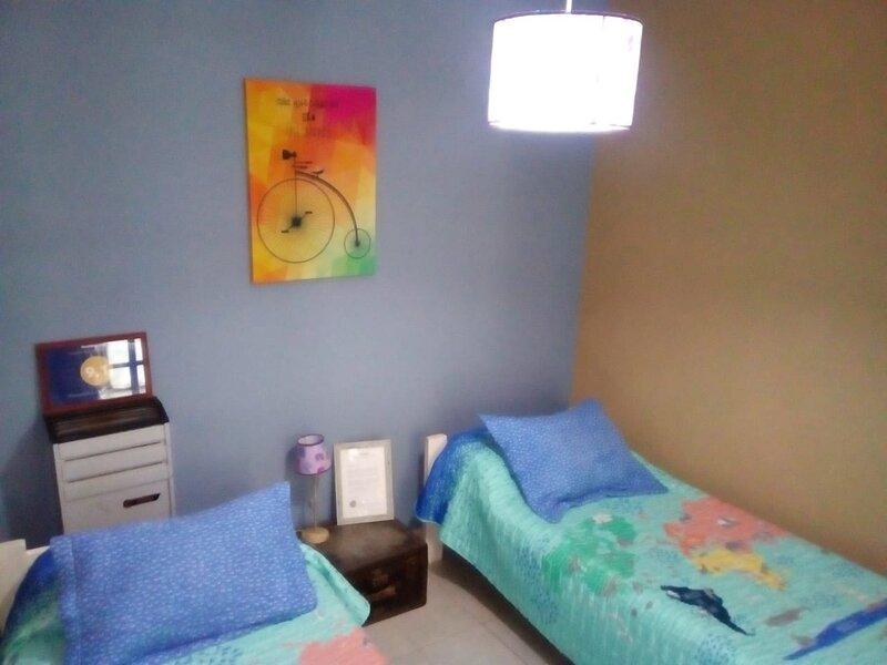 Bienvenidos a La Casa de Ruffo, holiday rental in Mar del Plata