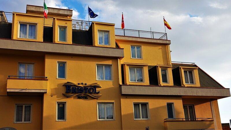 Hotel Bristol Enna, location de vacances à Calascibetta