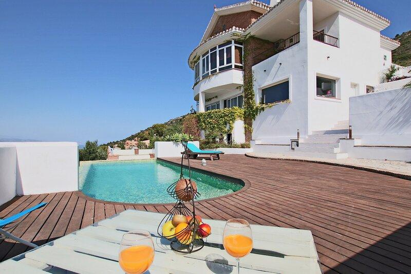 Villa Salome, holiday rental in Cartama