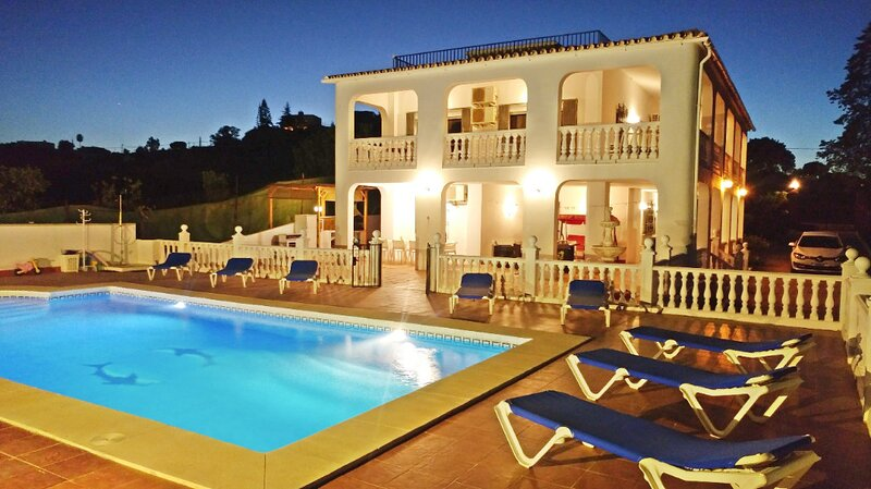 Villa Shabilla, holiday rental in Estacion de Cartama