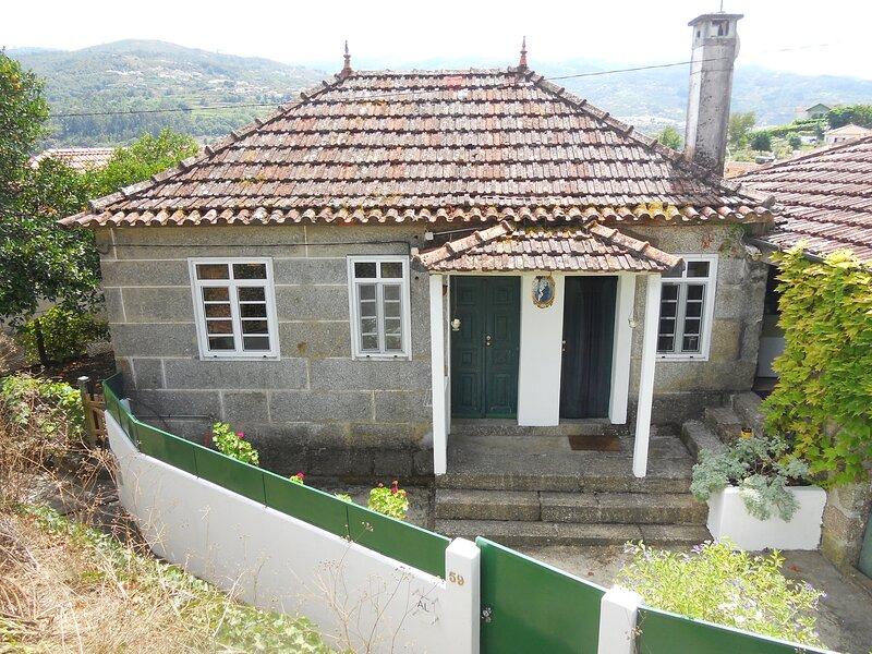 Casa da D. Marquinhas - AL, location de vacances à Resende