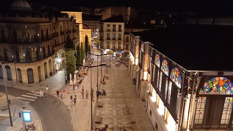 Apartamento de 1 dormitorio en Plaza Mayor de Salamanca, alquiler vacacional en Gallegos de San Vicente