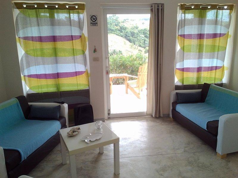 LA CASITA DEL LOMA, holiday rental in Maria Trinidad Sanchez Province