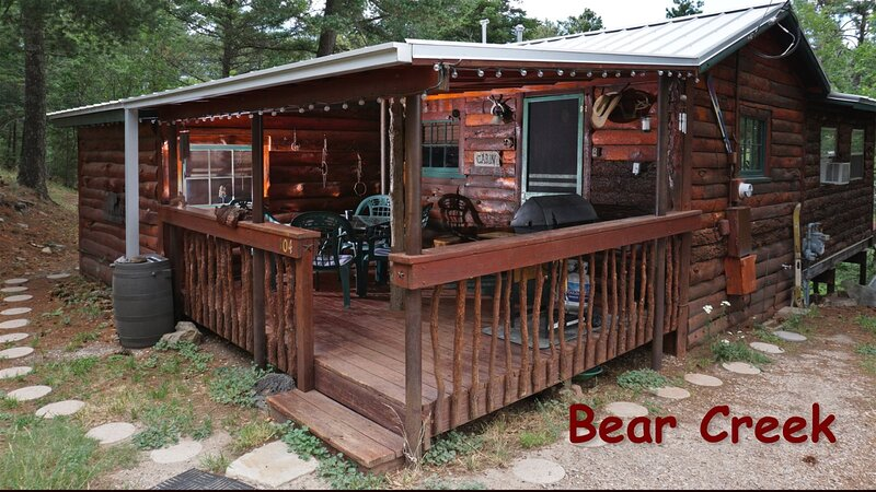 Bear Creek Cabin  Bear Creek Cabin - Cozy Cabins Real Estate, LLC., casa vacanza a Alto