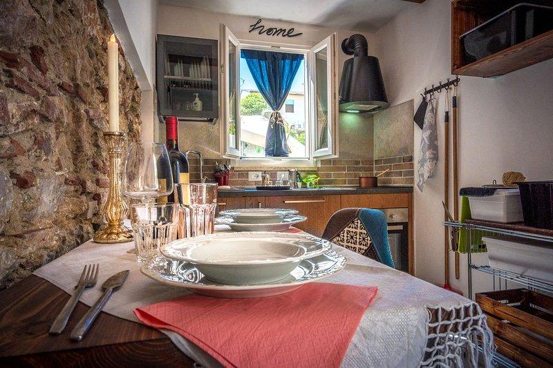 una TinyHouse a due passi dal mare, casa vacanza a Fiorino