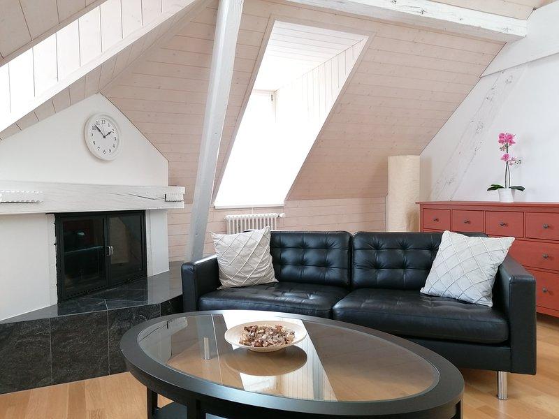 Easy-Living Luzern City Apartments II für 4 Personen, vacation rental in Lucerne