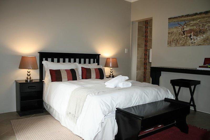 Sesriem Double Room - Amarachi Bed Breakfast, Ferienwohnung in Swakopmund