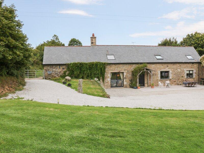 Higher Weddicott Barn, Chagford, holiday rental in Moretonhampstead