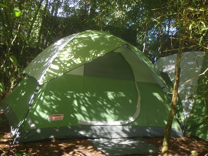 Camping Securely In Jurassic Park, 3 Adults/Family., holiday rental in Los Robalos