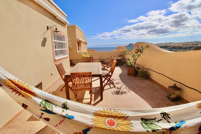 Ohana Vista Mar Los Abrigos, vacation rental in Atogo