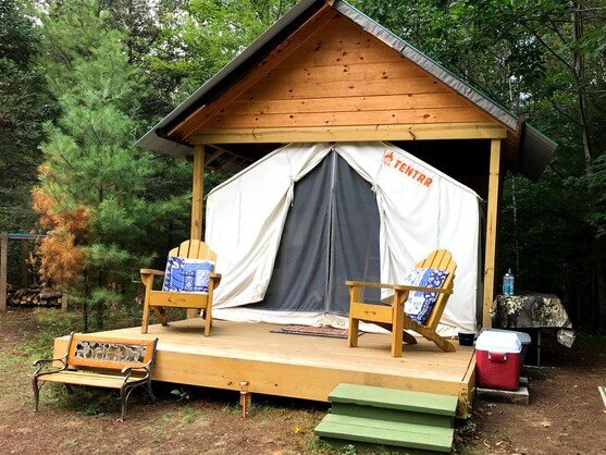 Tentrr Signature Site - Piney Wood Hills, vacation rental in North Hudson