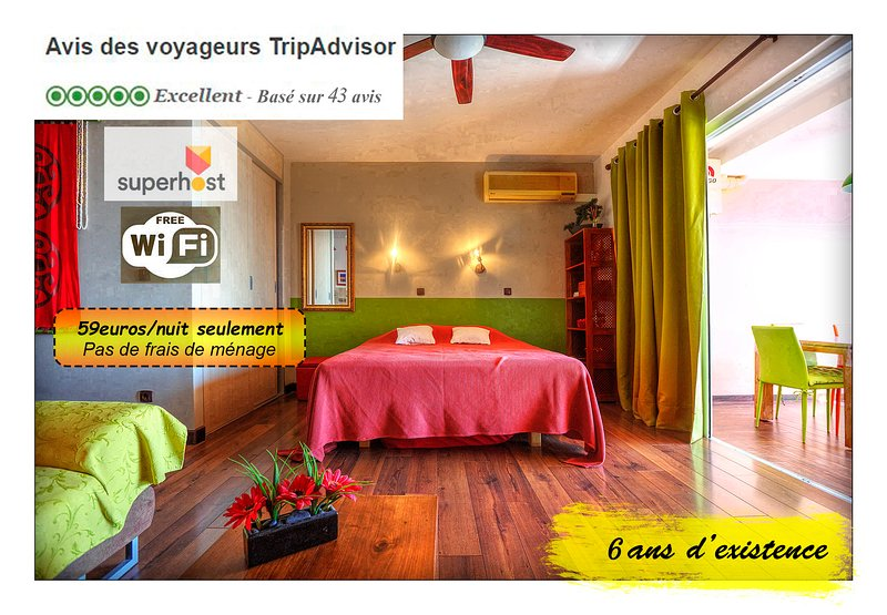 Horizon Appartment Papeete, alquiler vacacional en Pirae