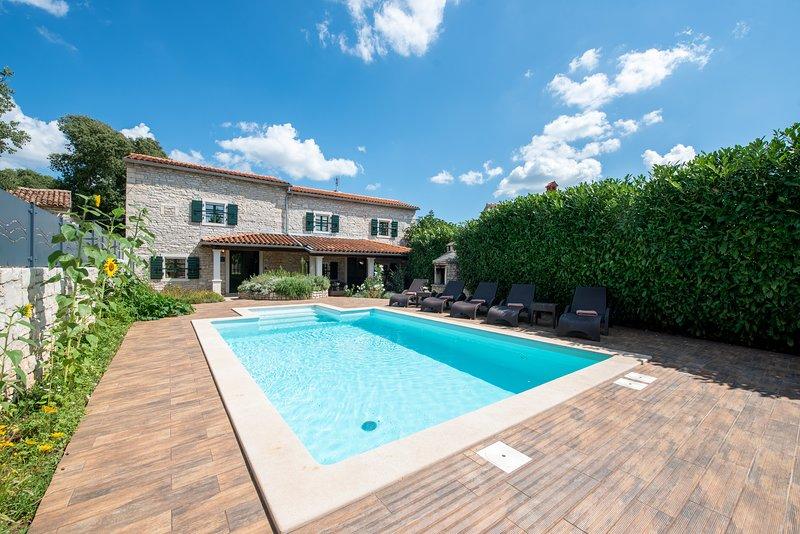 Villa Cala, holiday rental in Zminj