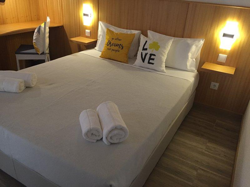 Casa da Guida, vacation rental in Agua Retorta