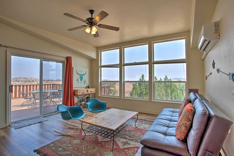 Welcome to 'Namaste Rock' - an unbeatable Moab vacation rental house!