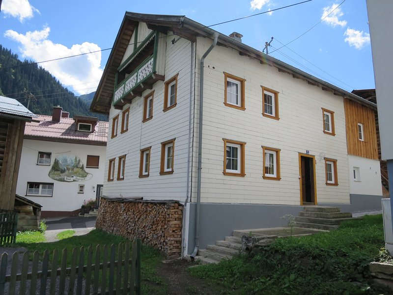 Fatlar (KPL686), vacation rental in Samnaun
