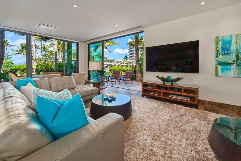 SeaGlass Villa 810 at Andaz Maui at Wailea Resort, location de vacances à Maui