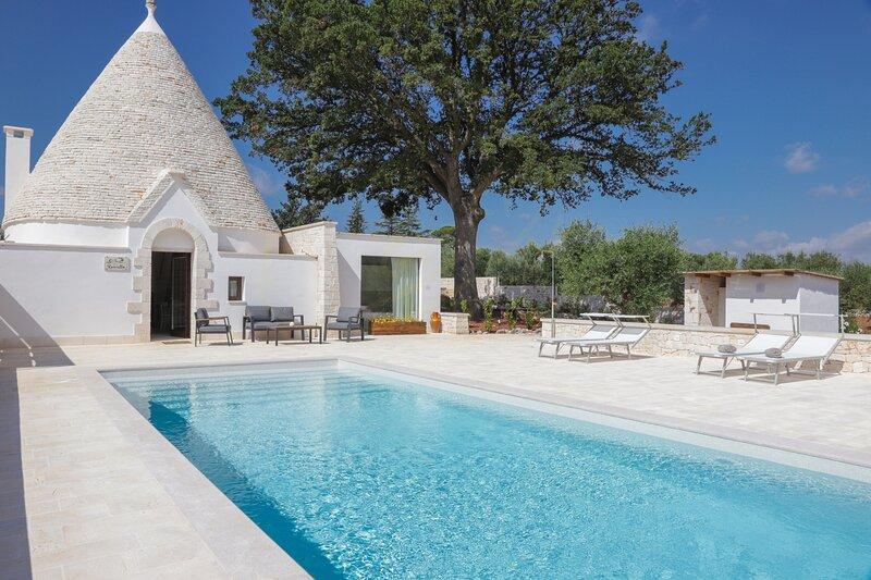 TRULLO ROVERELLA, holiday rental in Castellana Grotte