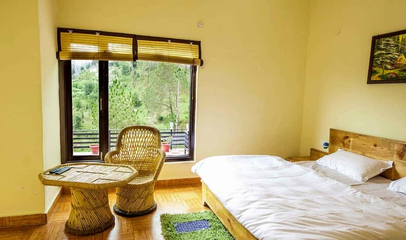 LR Premium Cottage Ananda Mukteshwar 015, vacation rental in Jageshwar