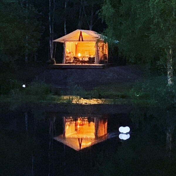 Fredensborg Natur Glamping, vacation rental in Helsingborg