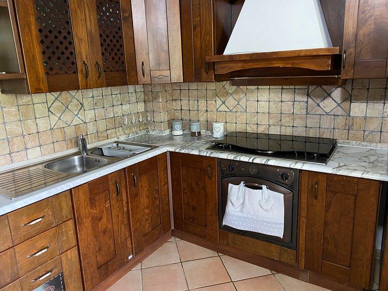 tenuta acquaviva casa vacanza, holiday rental in San Potito Ultra