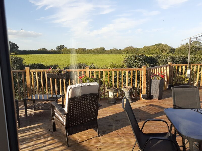 Orchard View with Large Balcony, location de vacances à Coneysthorpe