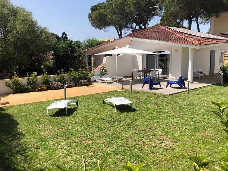 Villa Polimia in pieno relax, holiday rental in Maeggio