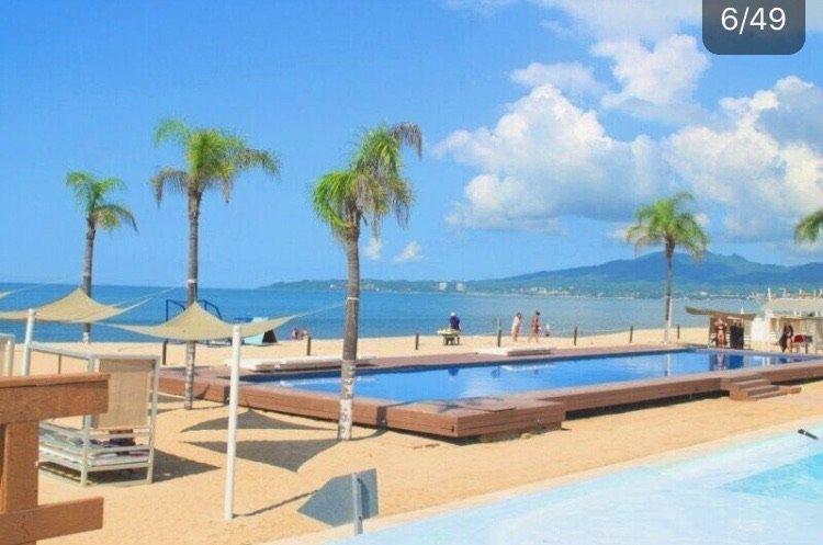 Departamento aria ocean nuevo Vallarta de luxe en la playa, alquiler de vacaciones en Flamingos
