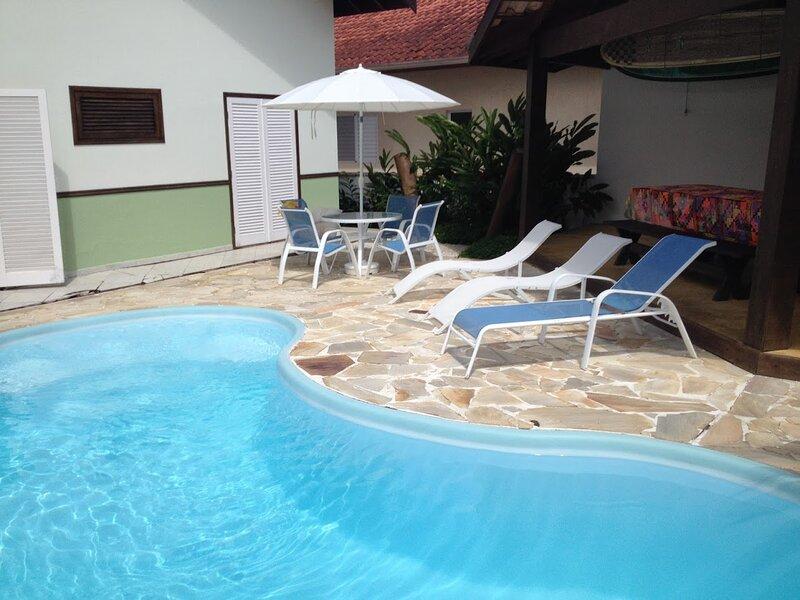 Ubatuba - Casa Condominio Fechado, casa vacanza a Ubatuba