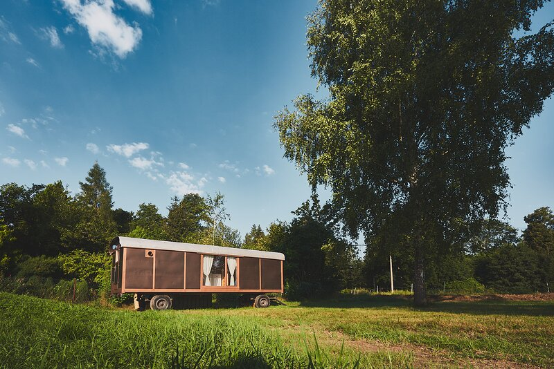 maringotka Aluna, holiday rental in Krasna Lipa