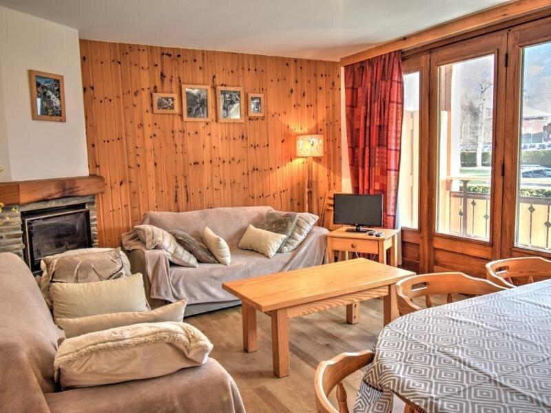 Appartement spacieux à 20m des navettes, alquiler vacacional en Montriond