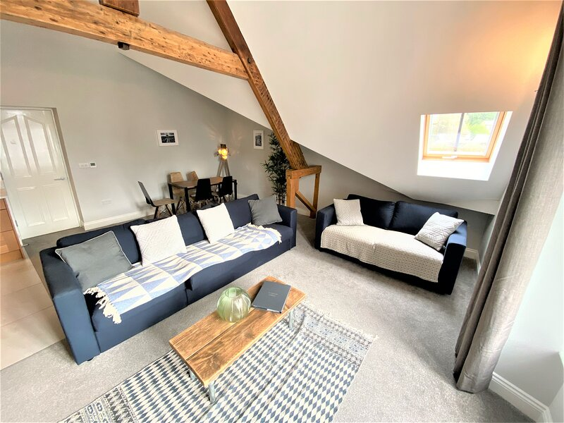 Town Hall Lofts, Settle, Apartment 1, holiday rental in Yorkshire Dales National Park