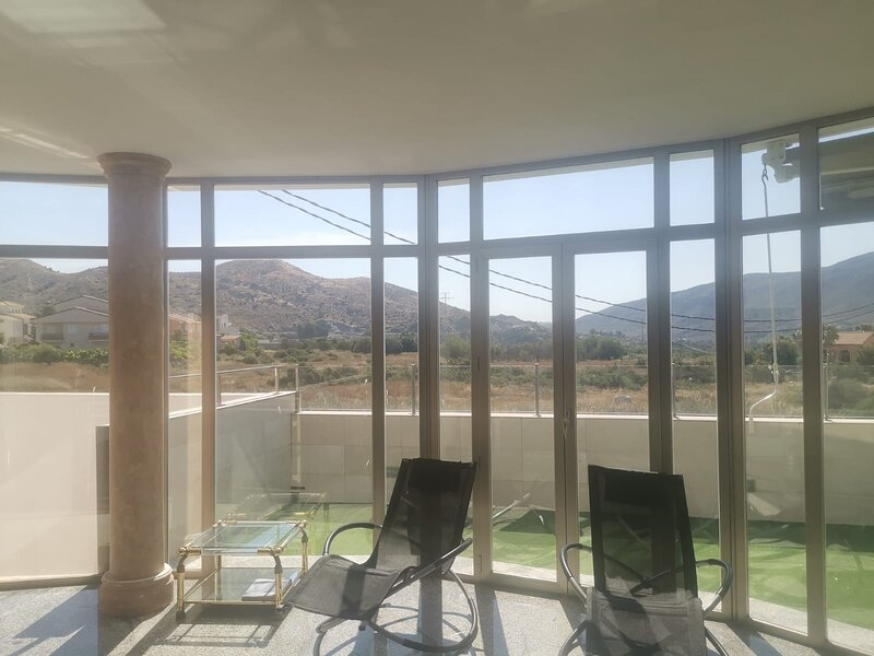 Luxury Country House in Cantoria, Almeria, holiday rental in Arboleas