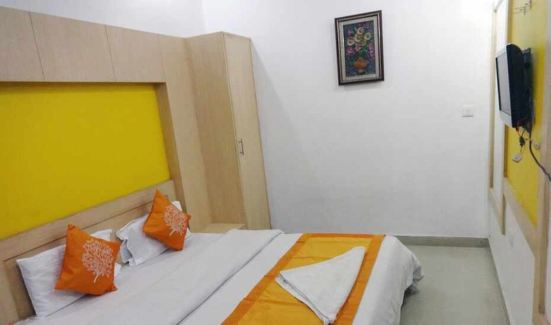 LR Budget Ganga View 024, location de vacances à Haridwar
