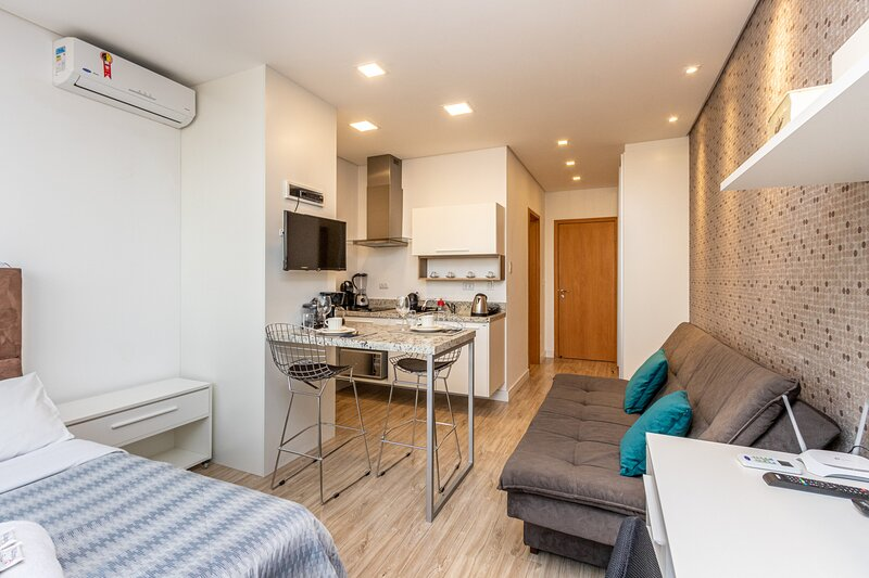 NewC1606, vacation rental in Curitiba