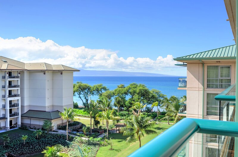 Maui Westside Properties: Honua Kai - Hokulani 612 - Great Ocean Views!, vacation rental in Ka'anapali