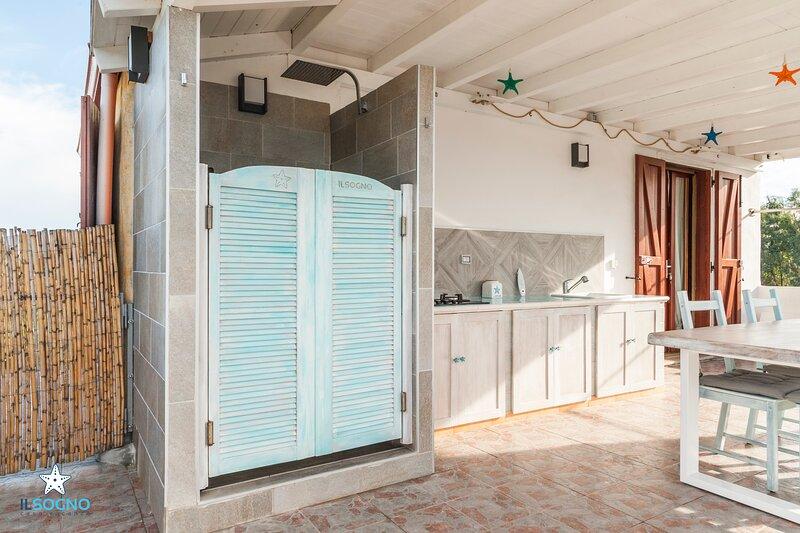 Il Sogno Casa Vacanze Sardegna, casa vacanza a Villarios