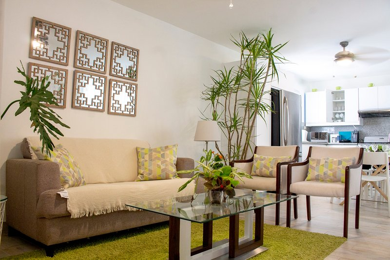 Casimiro 154.A1 - 2 bedrooms apt - Gazcue, vacation rental in Santo Domingo