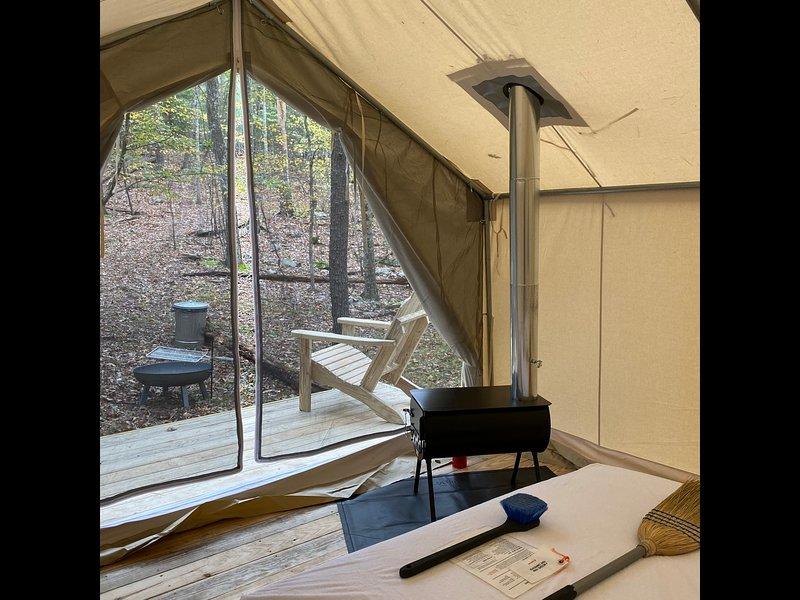 Tentrr Signature Site - Woodstock Dreamcatcher, alquiler vacacional en Woodstock