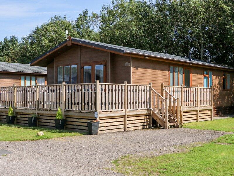 Gerrida Lodge, Carnforth, holiday rental in Over Kellet
