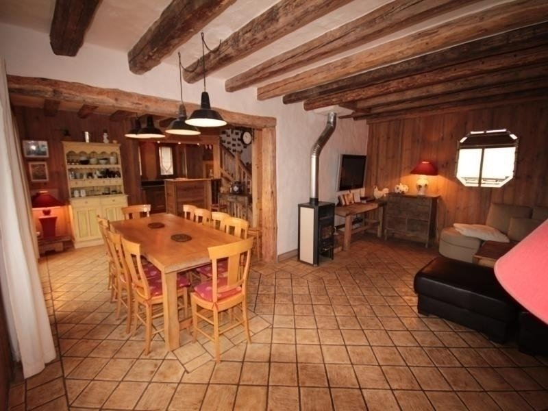 Les Saisies - Bisanne 1500 - Beau Chalet 6 pièces 5 chambres 14 pers, holiday rental in Queige
