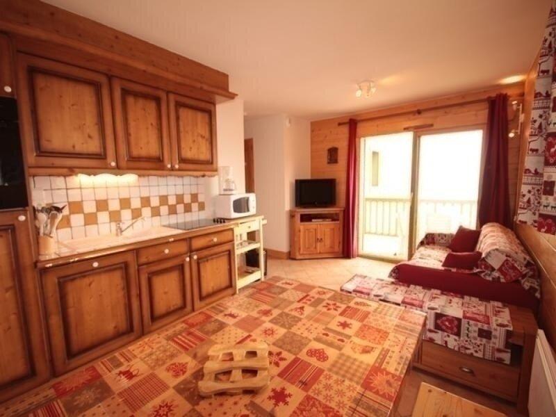 Les Saisies-Bisanne1500 - Beau 3 pièces 2 salles de bains 6 personnes, holiday rental in Queige