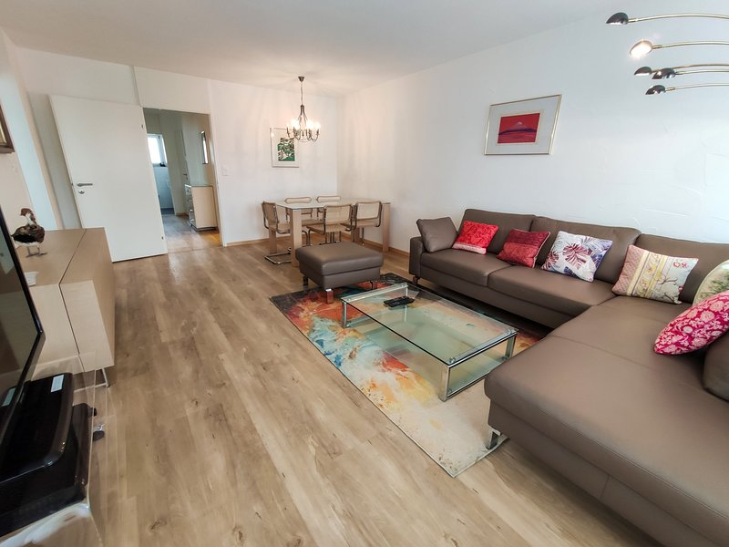 Allod-Park, vacation rental in Langwies