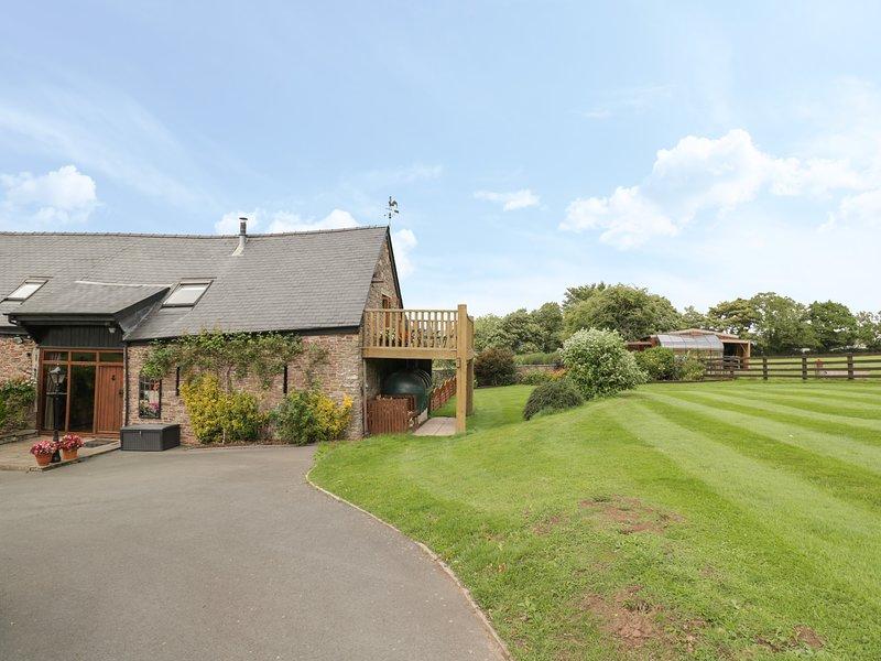Pentre Barn, Mardy, alquiler de vacaciones en Llanddewi Rhydderch