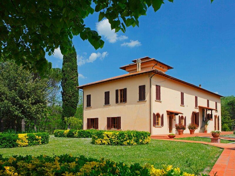 Villa Sant'Albino, vacation rental in Santa Croce Sull'Arno