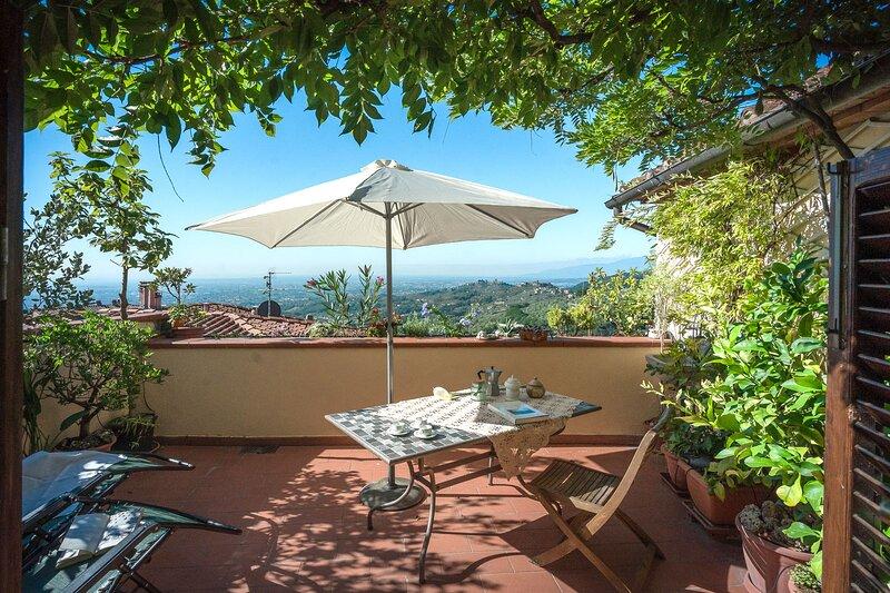 Vivere autenticamente in un borgo toscano, location de vacances à Colle di Buggiano
