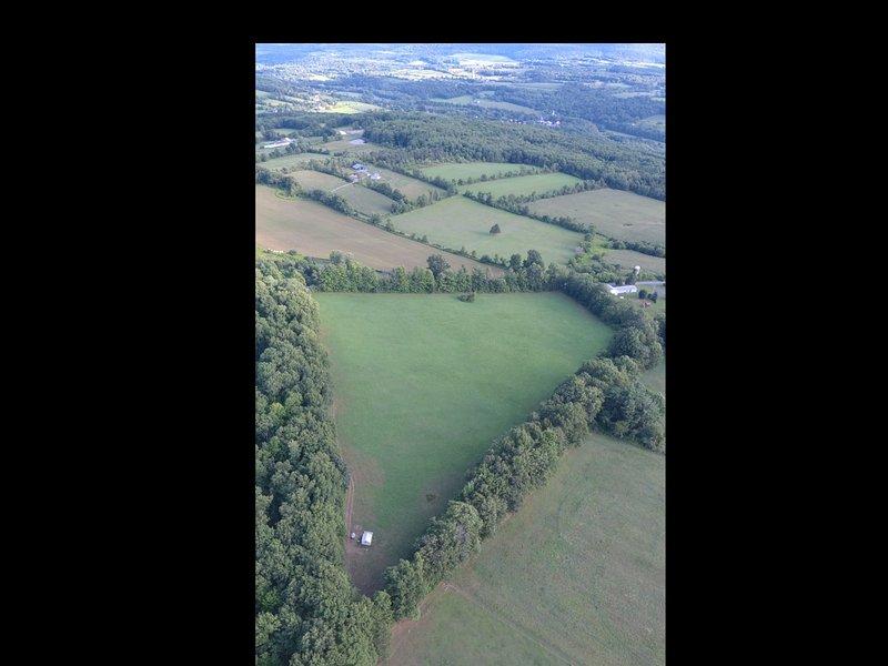 Tentrr Signature Site - Sunrise Hill, aluguéis de temporada em Gallupville