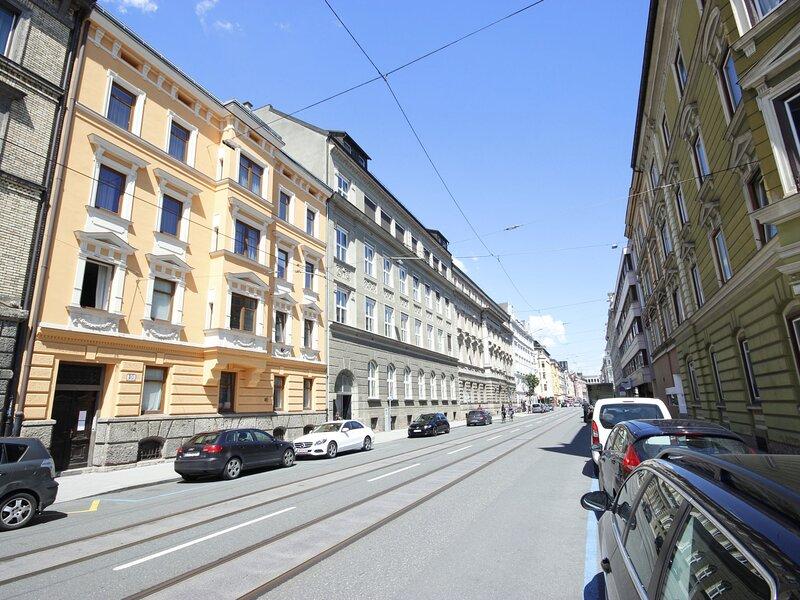 Charming Home-Inn, location de vacances à Innsbruck