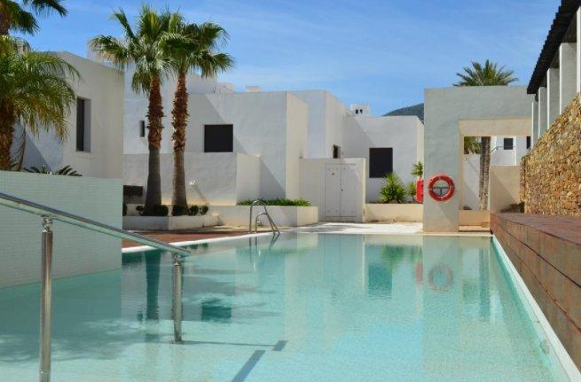 Beach House with Sea Views - 3 Rooms (6pax), holiday rental in Mojacar Playa