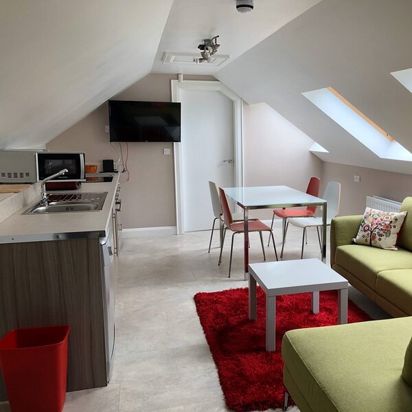 Ashbrook House Apartment, holiday rental in Glaslough
